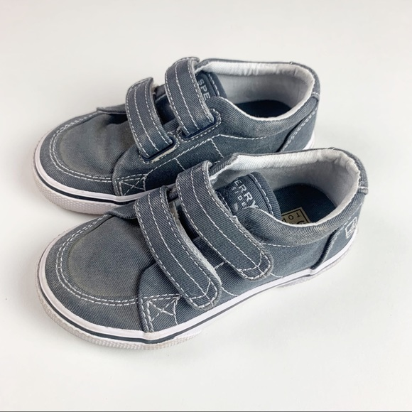 Sperry Other - SPERRY 7.5 Toddler Sneakers Velcro Straps